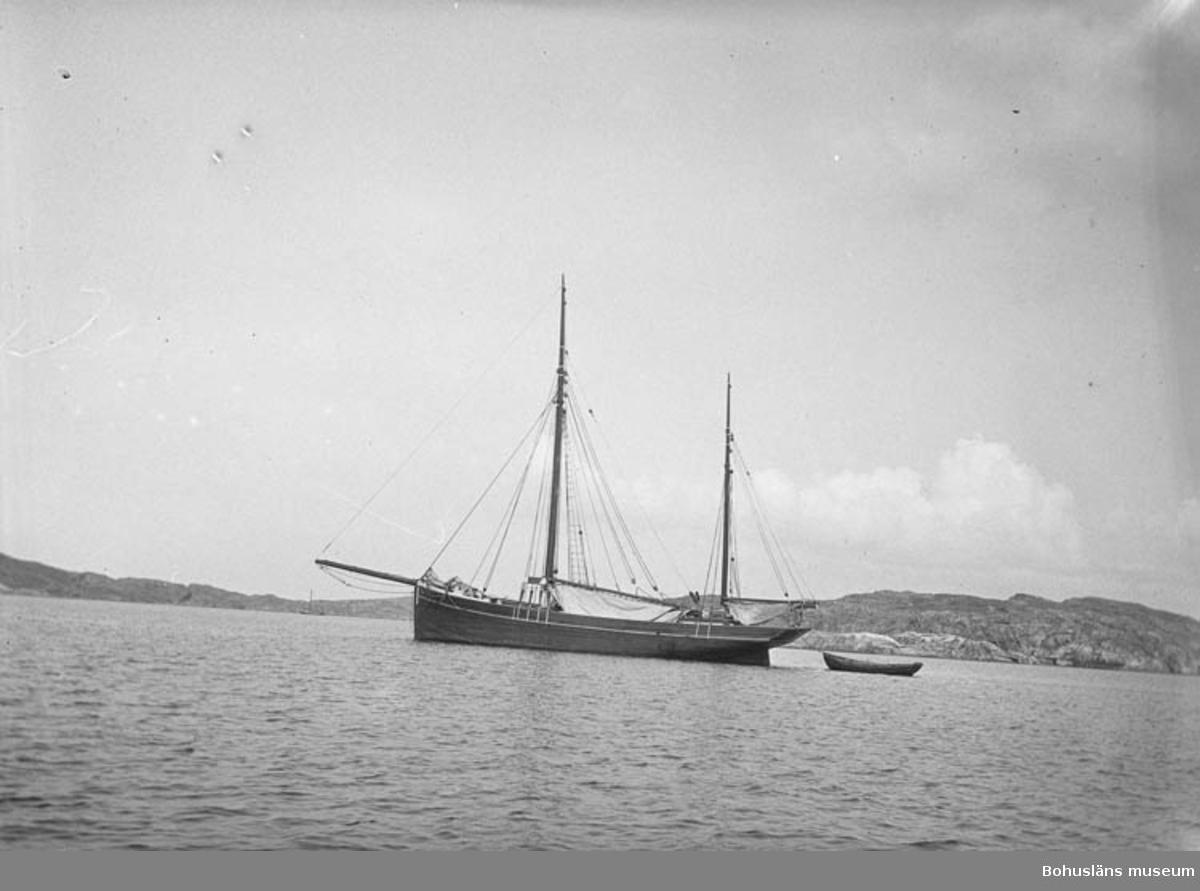 Kuttern FRAM av Nordvik och Skärhamn