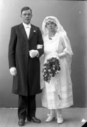 """Enligt fotografens journal nr 4 1918-1922: """"Björner, Erik Kä"""