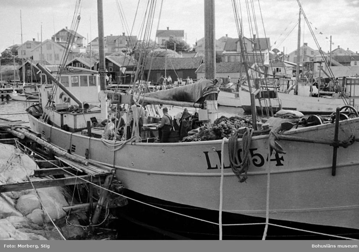LL 1054 Knape i Käringöns hamn