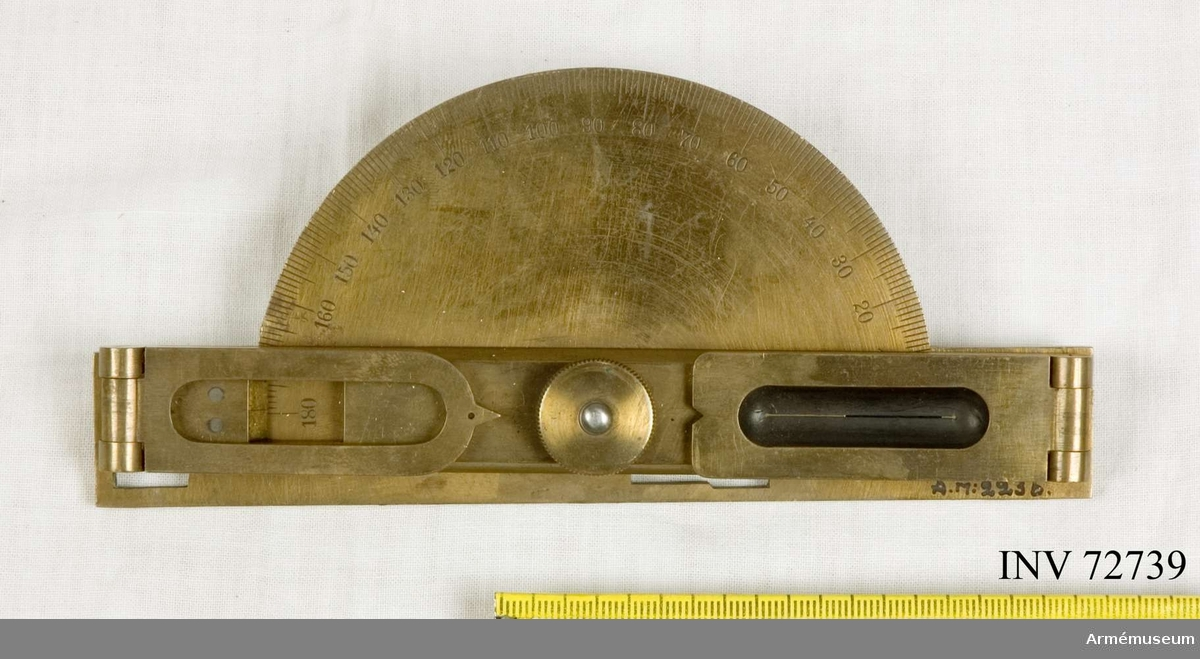 Grupp F:III.  Att anbringa direkt på 8 cm kanoner m/1881 och m/1894.