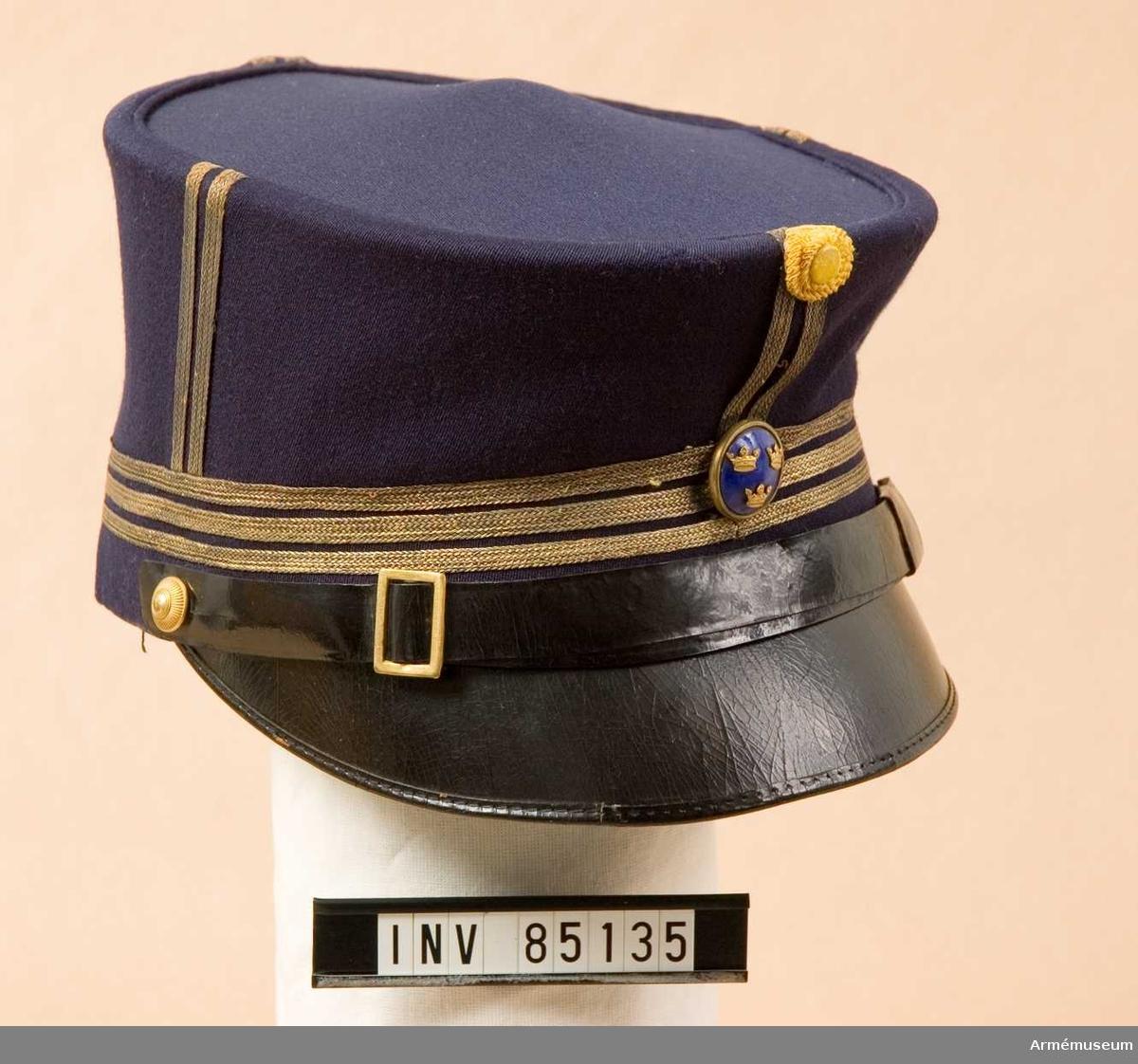 Mössa m/1865-99