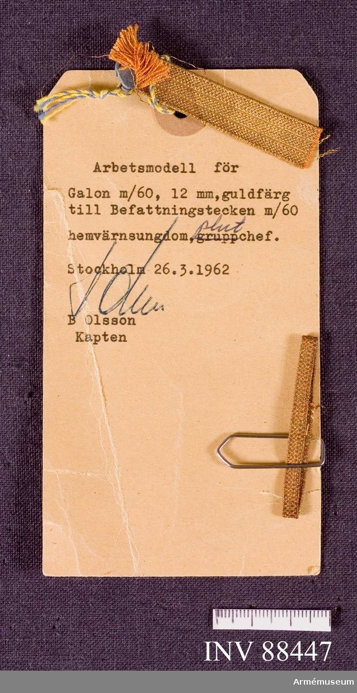 Galon m/1960