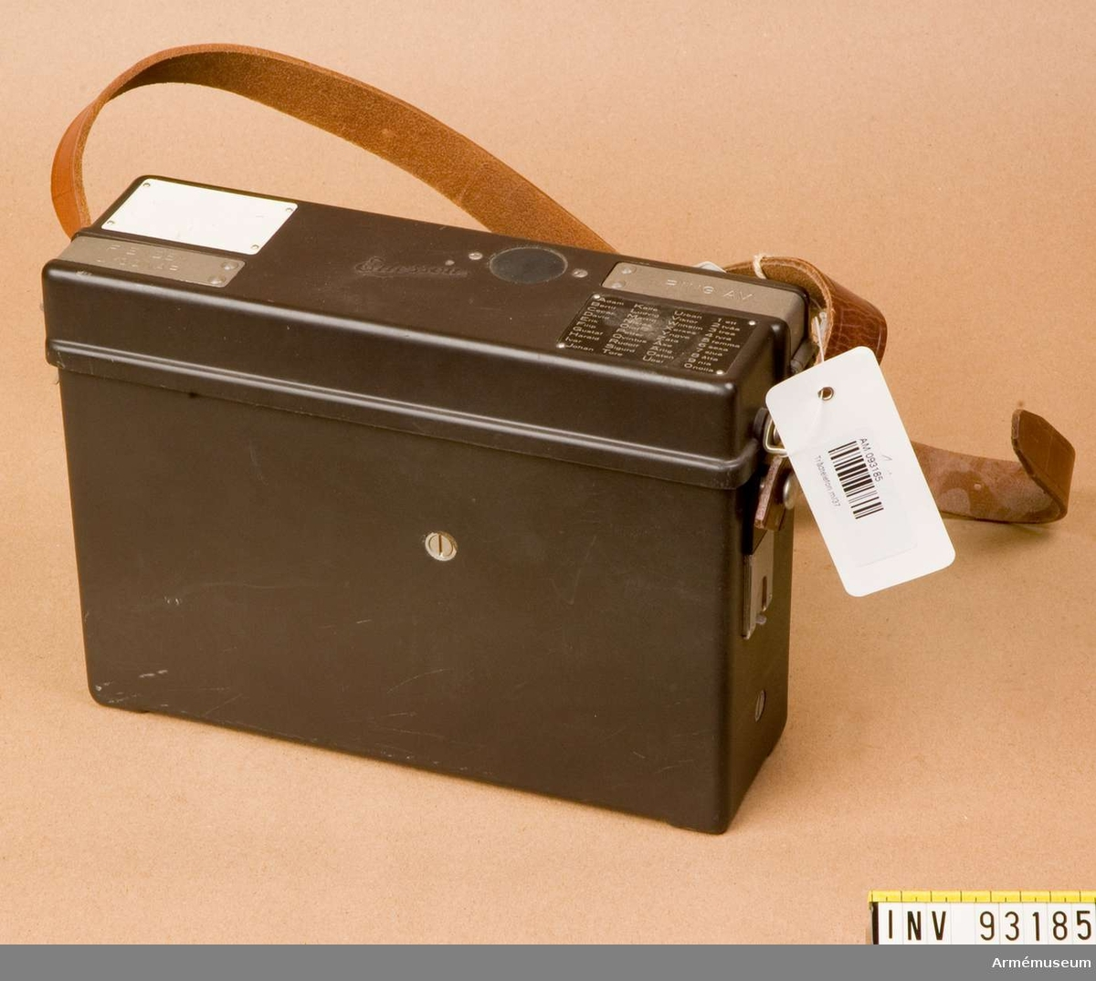 Trådtelefon m/1937