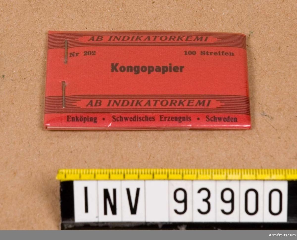 Kongopapper