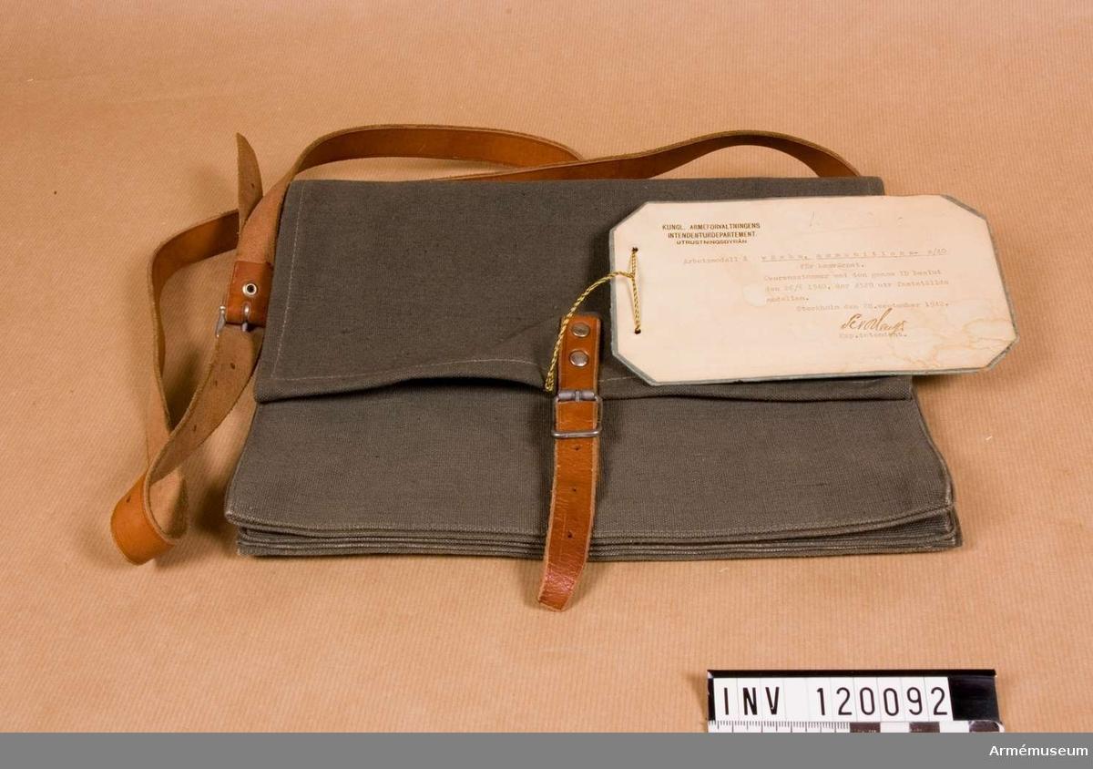 Väska m/1940