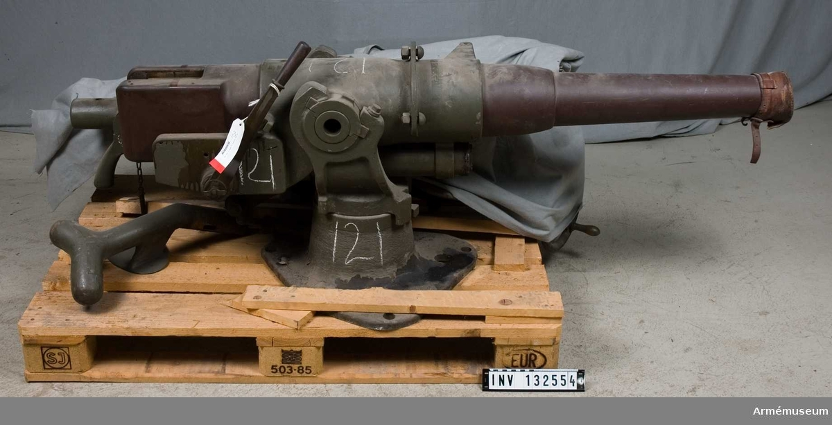57 mm kaponjärkanon m/1895 C