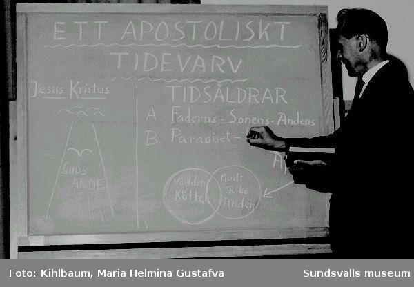 Kristen föreläsning, urkristendom.