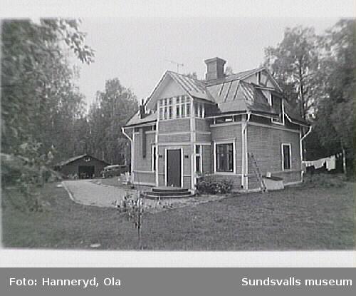 Kulturmijöinventering i Holms socken.