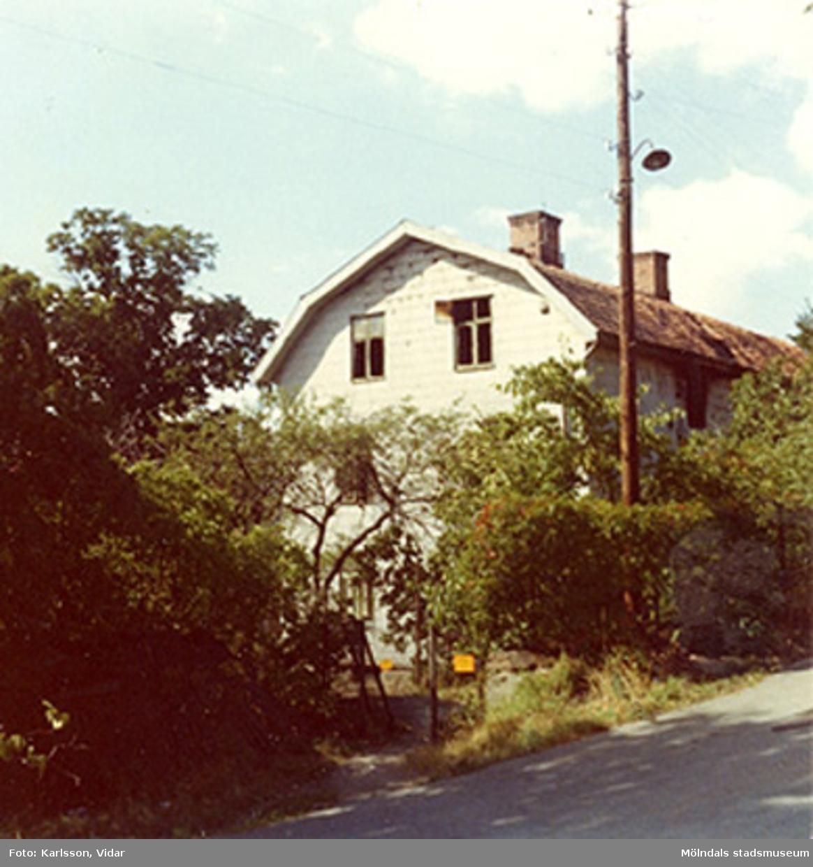 Ett bostadshus på fastigheten Roten G6, Trädgårdsgatan 2B.