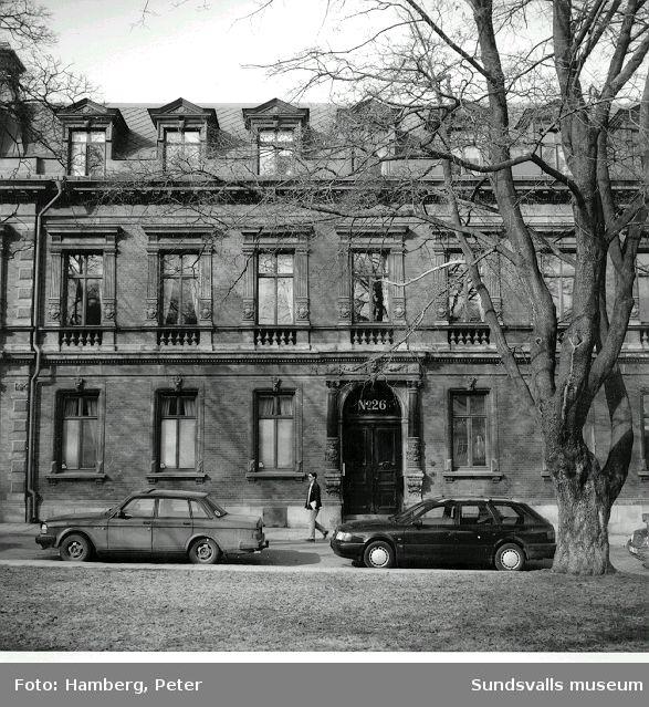 Kyrogatan 26 Hedbergska huset
