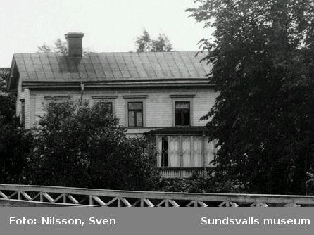 Västkilen. Byggnad 5 (riven 1974).