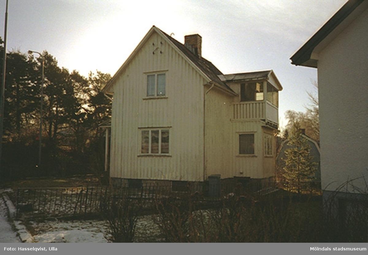 Villa på Vitmossegatan 6, Enbäret 7, år 1997.