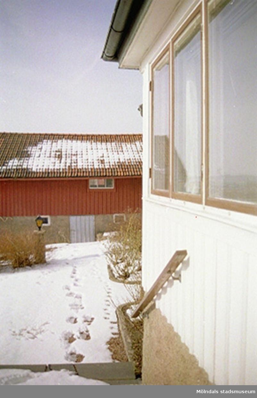Planärende: Eklanda by, Östergården 3. 2002-03-07.