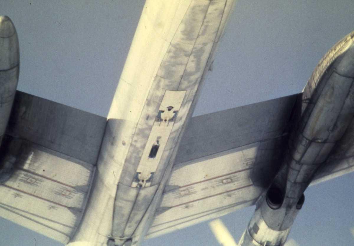 Russisk fly av typen Bear B.