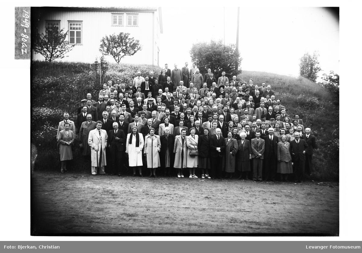 Inntrøndelag Arbeiderpartis årsmøte i 1949