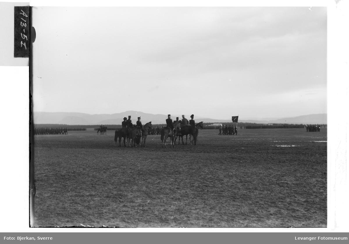Oversiktsbilde fra Rinnleiret sommeren 1905 III