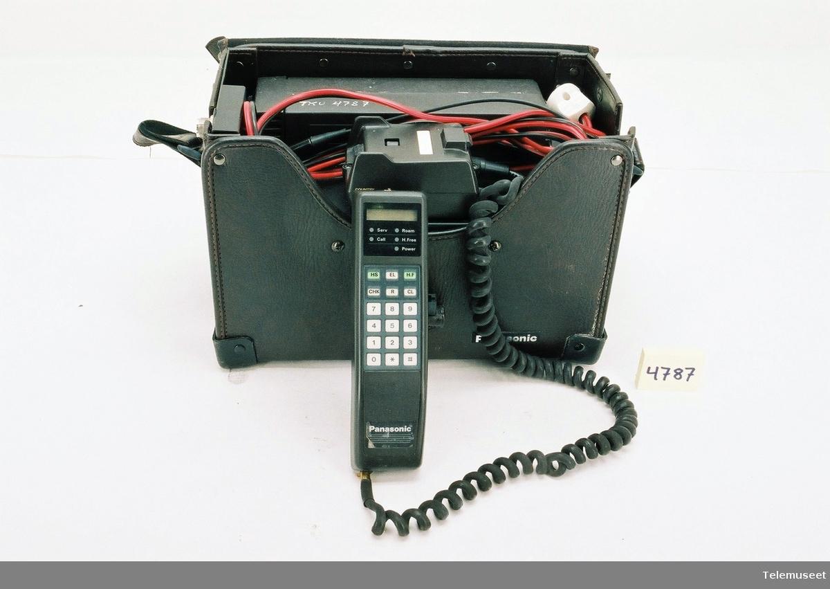 Panasonic EZ - 446 EF 3380 XL Serie nr. EA 656
