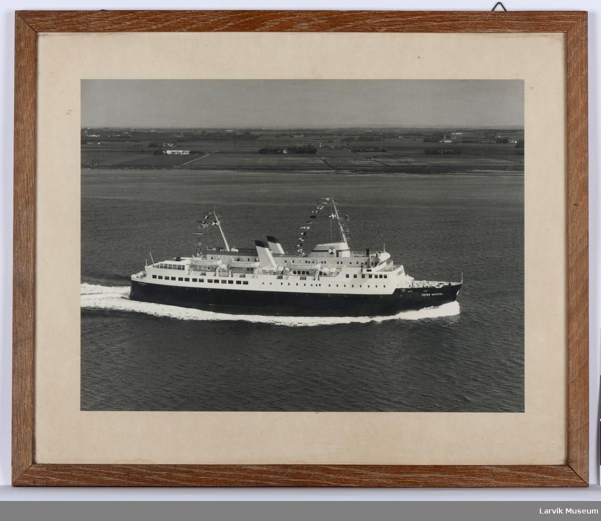 MS Peter Wessel (nr. 2) - Larvik Line