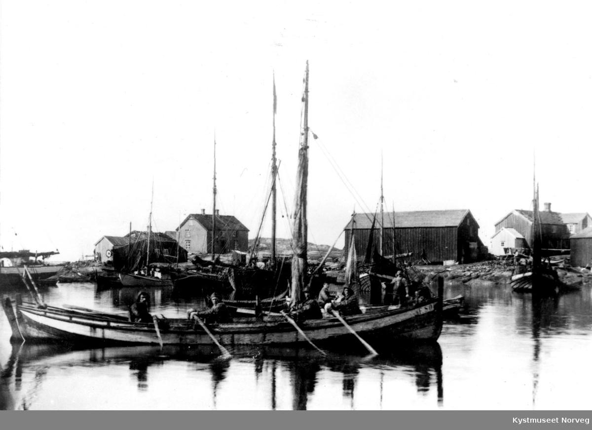 Sør-Gjæslingan, Åfjordbåt