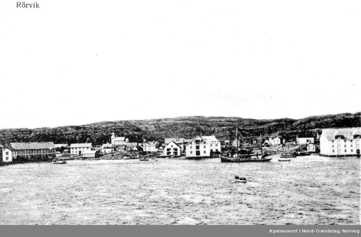 Vikna, Rørvik havn