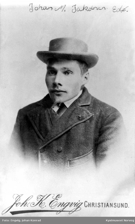 Johan M. Jacobsen Edø