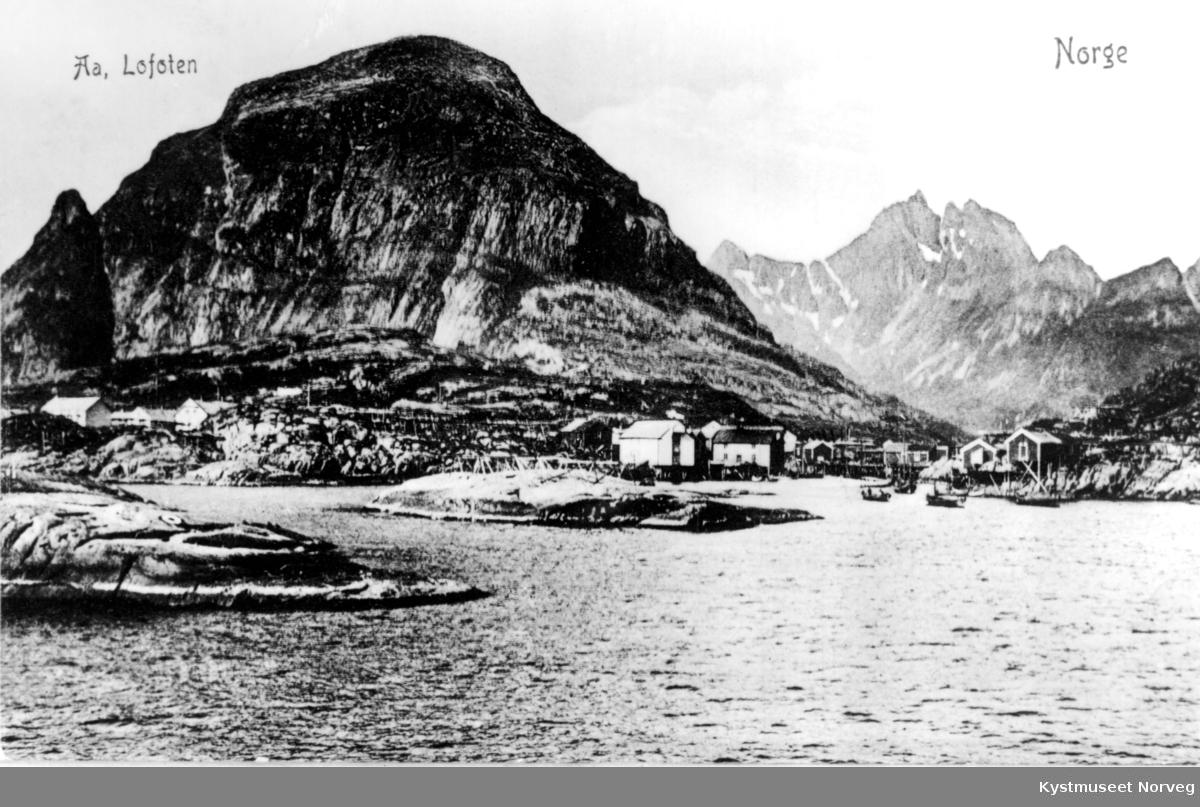 Aa i Lofoten