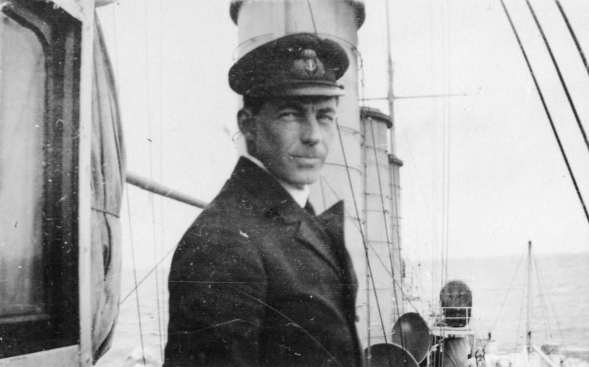 Fylgias resor 1924-25. Djuplodaren.