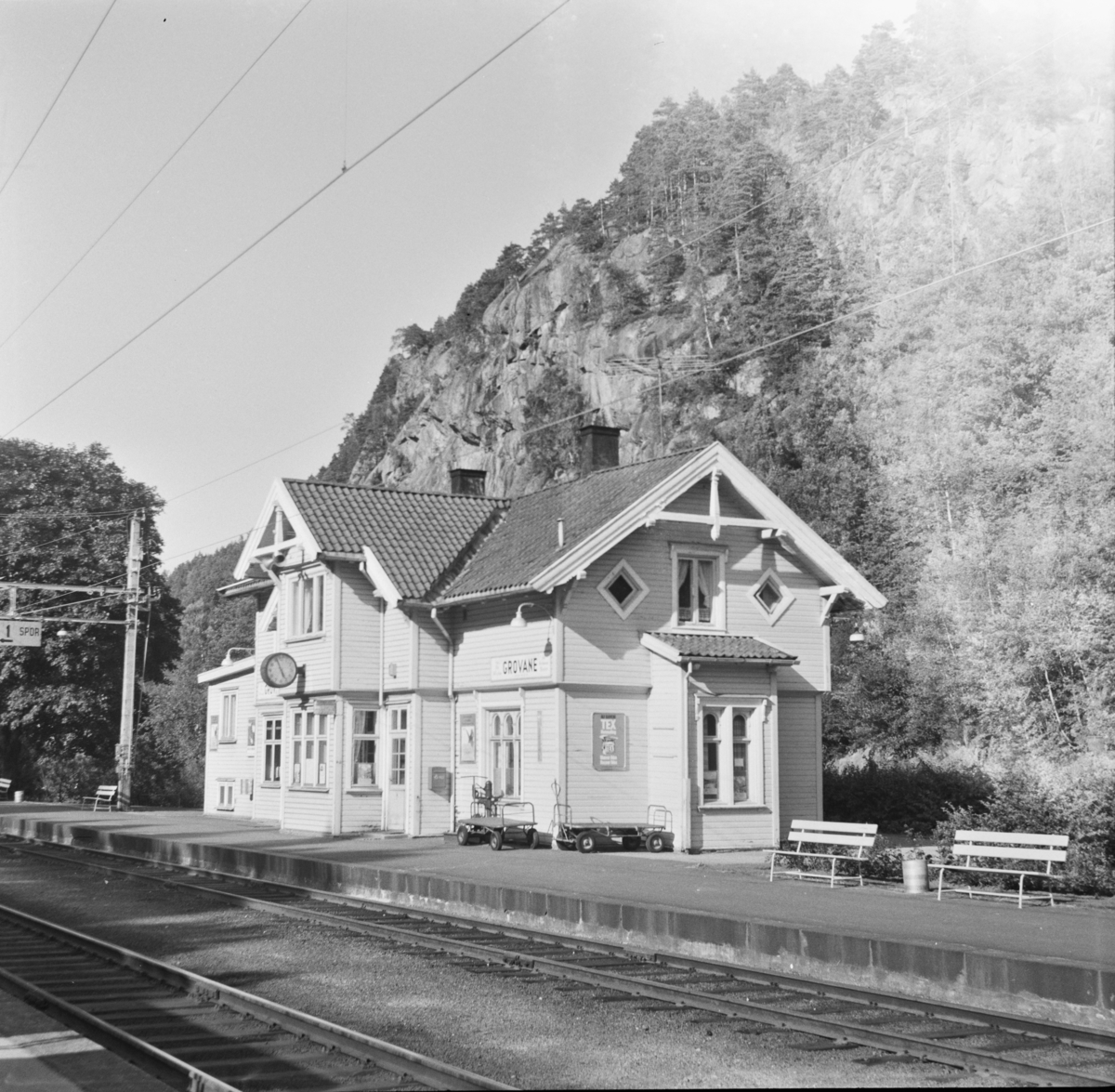 Grovane stasjon.