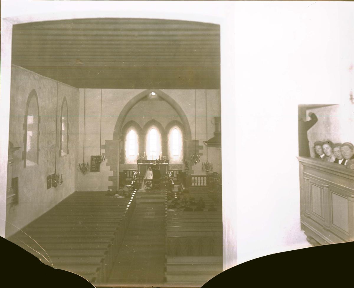Interiør - Kirke.