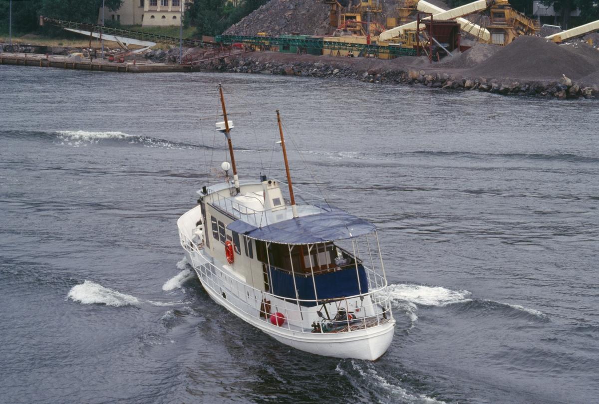 Motorfartyg