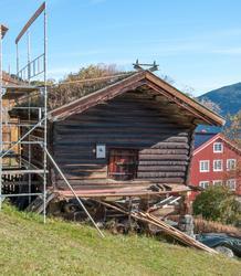 Stolphus på Ål Bygdamuseum, Leksvol
