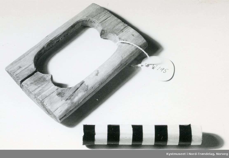 Form: Rektangulær og oval