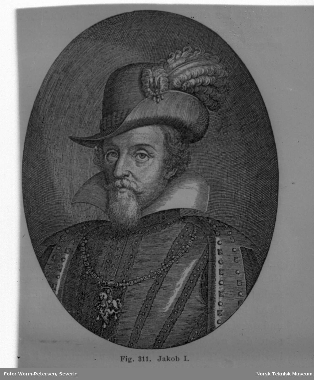 Portrett av Jakob I.