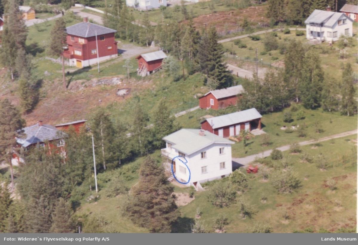 Flyfoto Villavegen, Dokka