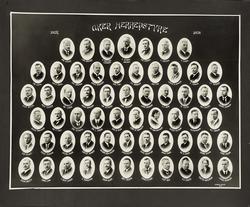 Aker herredsstyre 1932-1934.