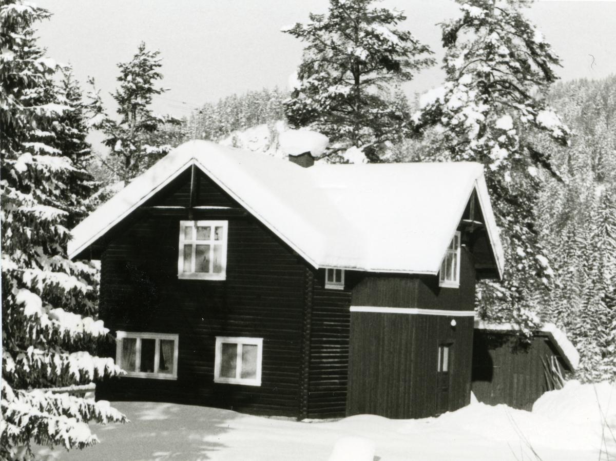 Kyrkjebjørgo skule i Sør-Aurdal kommune i Valdres.