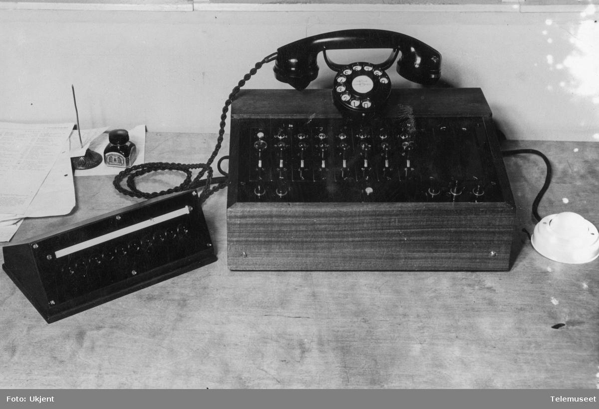 Sekretærtelefon Bergen