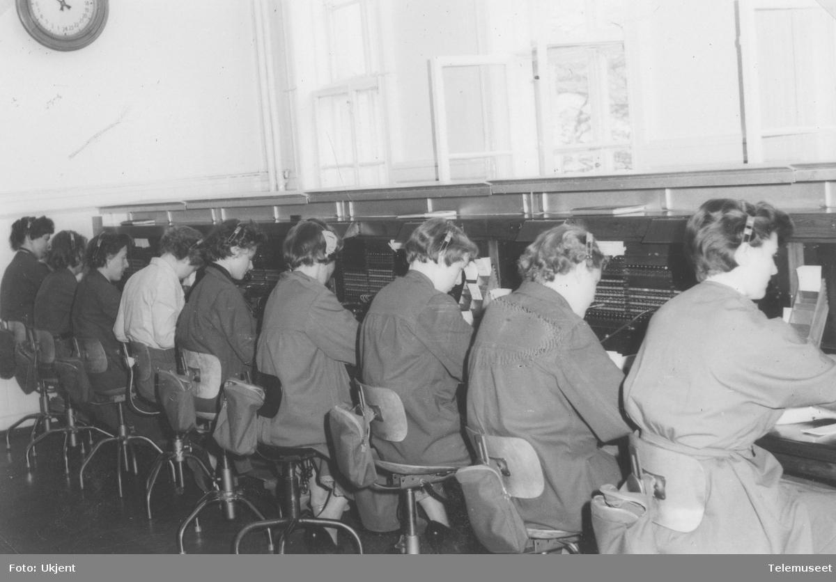 Rikstelefonen i Posthuset, Stavanger