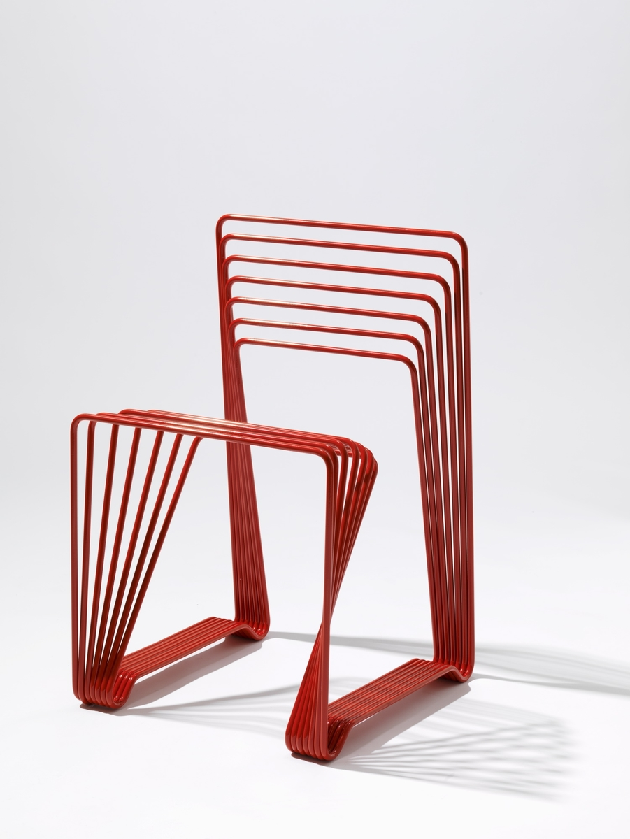 Red Chair [Spisestuestol]