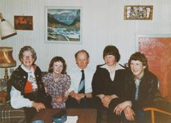 Familien Gausland på Mossige bruk 4. Mildrid f. Garborg (192