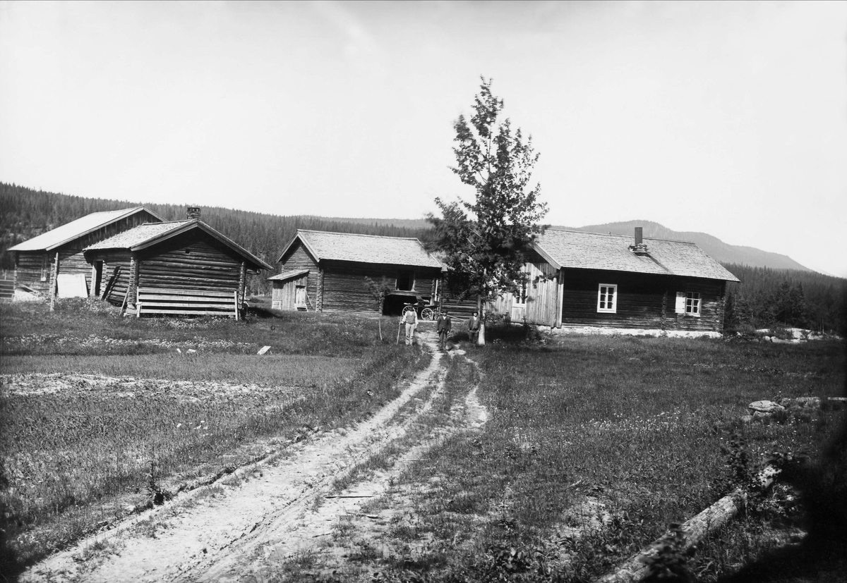 Stormats-Larsgården