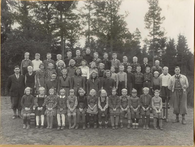 Elever, 1943-1944 (Foto/Photo)