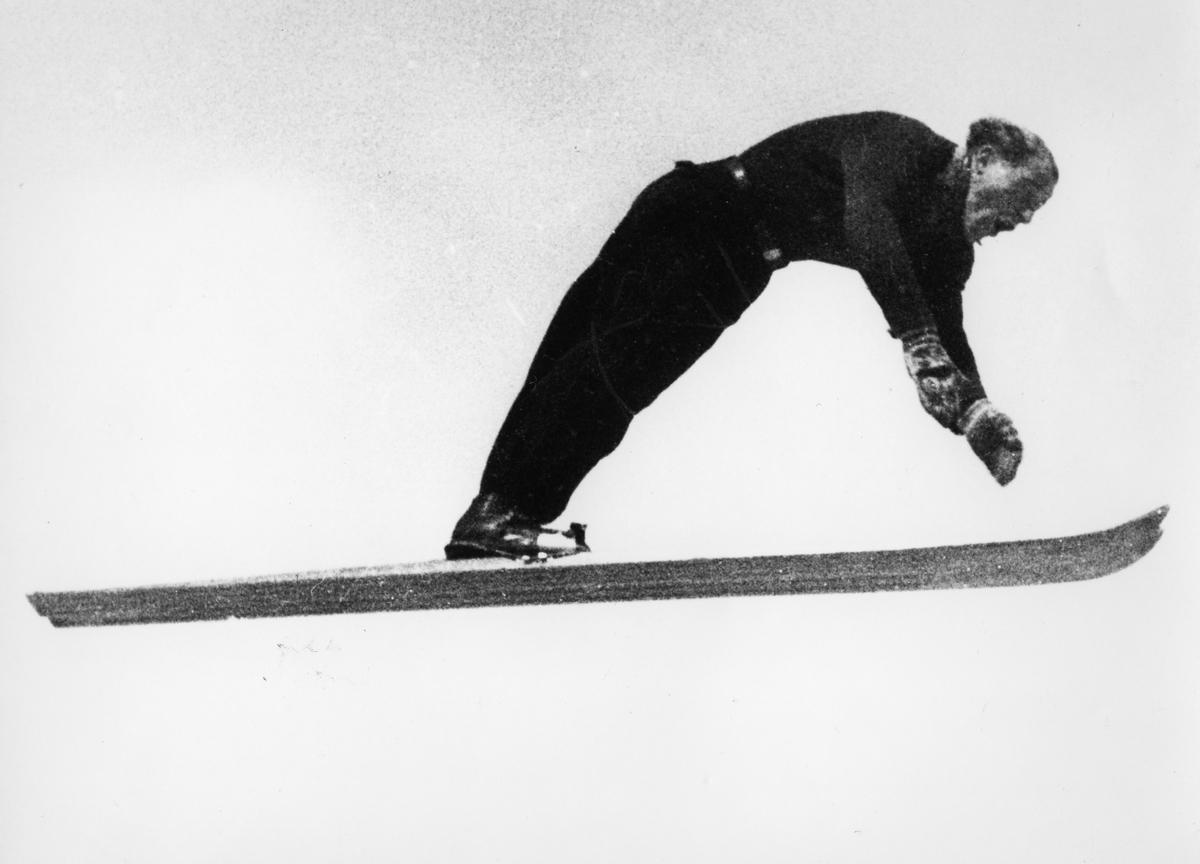 Kongsberg skier Arnfinn Sandengen