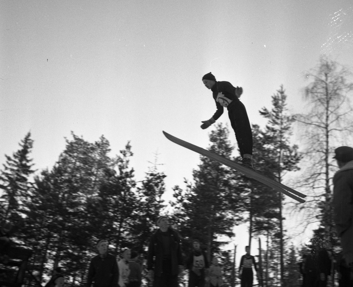 Ski jumping for young boys, Persløkka