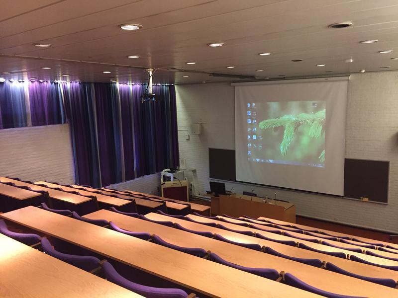 Auditoriet (Foto/Photo)
