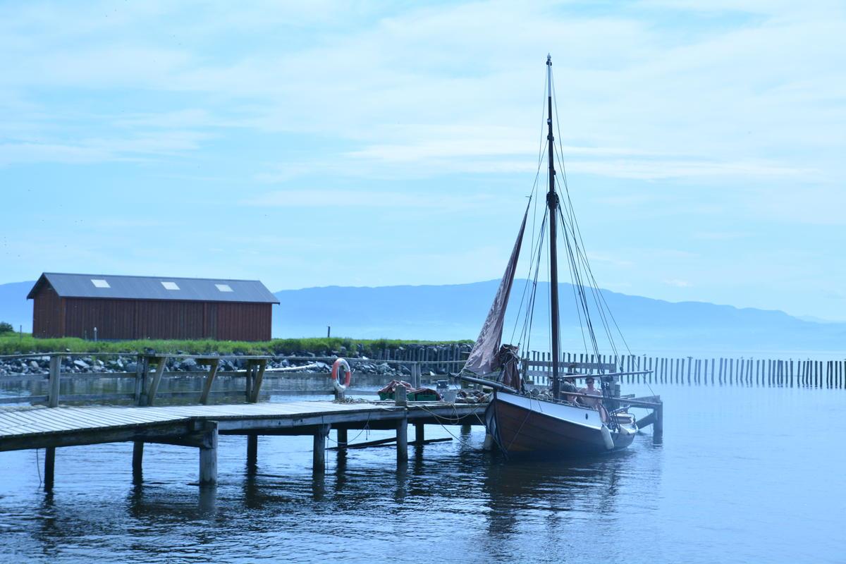 Listerbåten Livet, bygd i 1999.