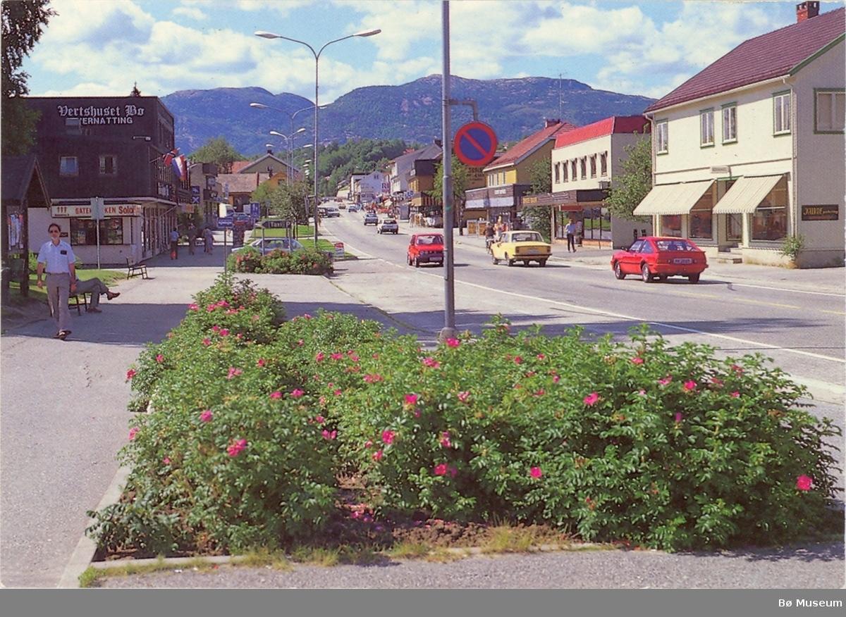Bøgata, Bø i Telemark