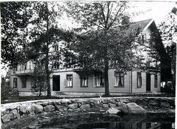 Mössebergs bad. Mössebergsparken, Villan 1 (Nya Badhotellet)
