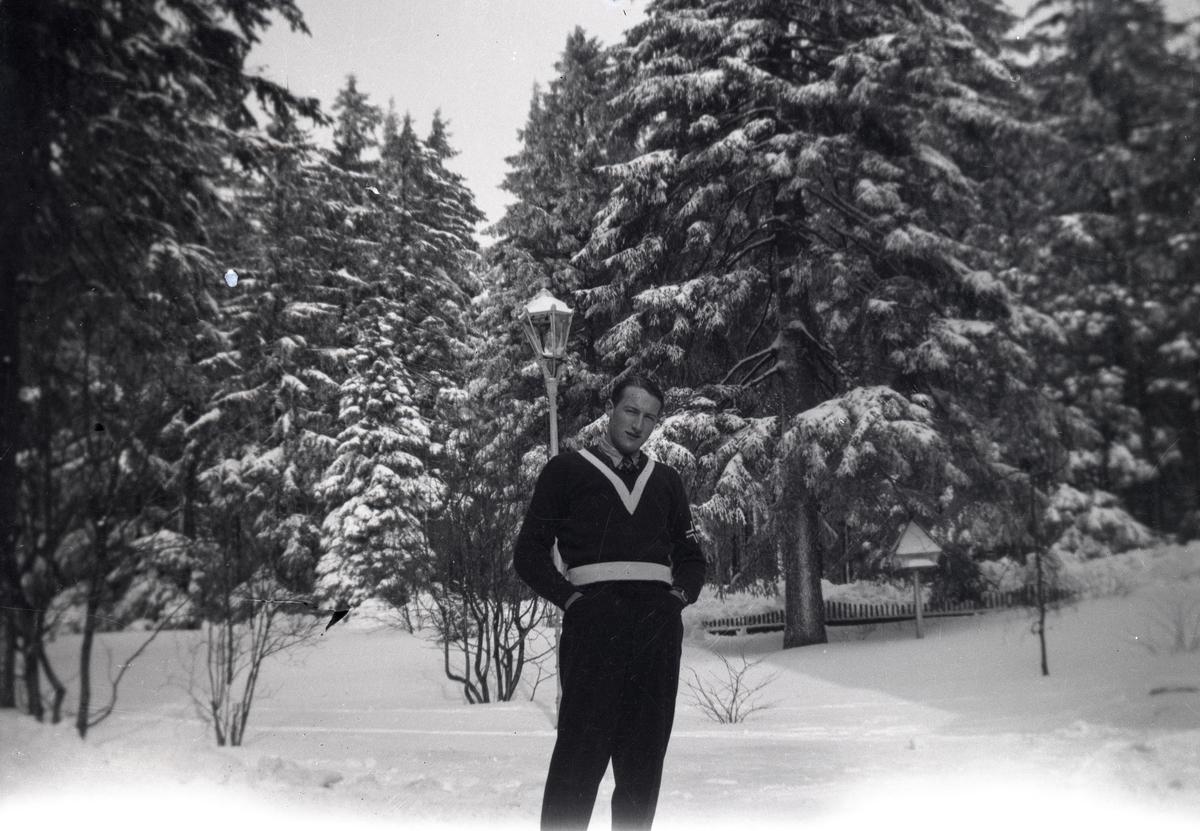 Skier Reidar Andersen