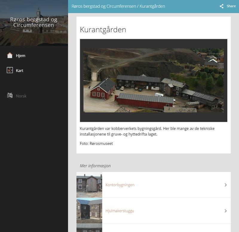 Kurantgården. Foto/Photo